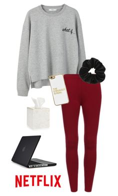 """For the Broken Hearted"" by mskyrramartin on Polyvore featuring MANGO, Miss Selfridge, BaubleBar, Speck and Hotel Collection"