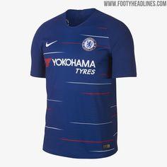 08e65b6f0ba833 Chelsea 18-19 Home Kit Released - Footy Headlines Chelsea Nike