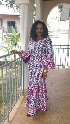 Look at these african fashion styles African Wear Dresses, Latest African Fashion Dresses, African Print Fashion, Africa Fashion, African Attire, Nigerian Fashion, African Outfits, Ankara Fashion, African Prints