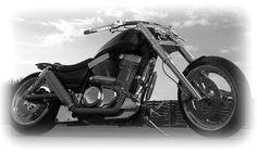 Custom Bike Suzuki Intruder VS 1400