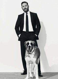 Is this what perfection looks like?! Oh M Geeee! Tom Hardy