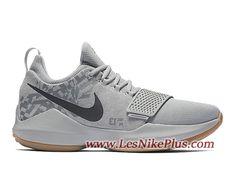 Sneaker Nike PG 1 Superstition Chaussures de Basket Pas Cher Pour Homme Gris  Noir 878627-009 - 878627-009 - Préparez-vous au sport et au style avec les  ... 40ffa5046e2