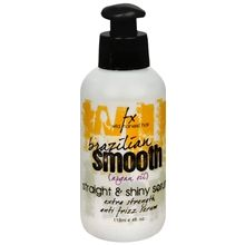 Fx Wild Harvest Hair Brazilian Smooth Straight & Shiny Serum Argan Oil