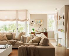 Urban light and warm cozy home   Daily Dream Decor. Living room.