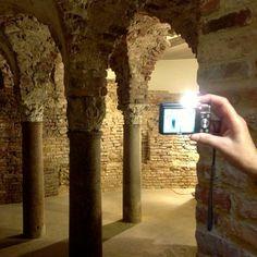 La #cripta di San Giovanni Saints, Museums