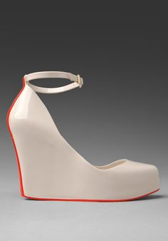 Melissa #shoes #wedges $140