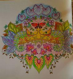 Colored by Linda Joy