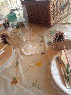 #CHAINWED #pressedflowers #tabledecoration #floraltableconfetti #tableconfetti