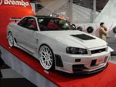 Nissan SkyLine #Follow me on Cars World If You Like What You See 4 Way More ! ¡ !