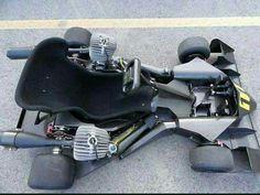 Homemade Go Kart, Go Kart Plans, Formula 1, Go Kart Racing, Diy Go Kart, Trophy Truck, Drift Trike, Karting, Pedal Cars