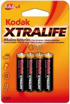 KODAK PILE ALCALINA MINISTILO AAA PZ. 4 http://www.decariashop.it/batterie/8518-kodak-pile-alcalina-ministilo-aaa-pz-4.html