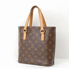 Louis Vuitton Brown Tote Bag $450
