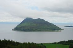 holy-island-view from Arran