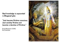 Real Knowledge  For full quote go to: https://quotes.iskcondesiretree.com/srila-prabhupada-on-real-knowledge-2/  Subscribe to Hare Krishna Quotes: http://harekrishnaquotes.com/subscribe/  #Knowledge