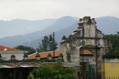 San Francisco el Grande is a church in Antigua Guatemala, Guatemala and one of the most frequented sanctuaries by the local population because of the shrine of Peter of Saint Joseph Betancur (Santo Hermano Pedro).
