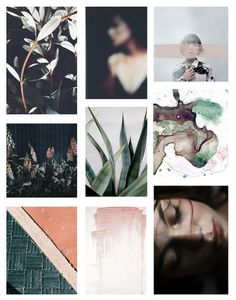 WEEKLY INSPIRATION WITH MONDAY  MOOD BOARD 54 | THE PAPER CURATOR