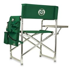 Colorado State University Sports Chair w/Digital Print
