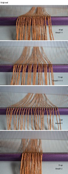 246 Best Weaving images in 2018 | Weaving, Loom weaving