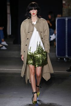 Monse | Ready-to-Wear Spring 2017 | Look 12