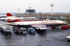 Sud Aviation, Civil Aviation, Aircraft, Silver Wings, Baggage, Austria, Vehicles, Awesome, Boards