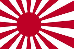 [ 旭日旗  自衛艦旗 ] Naval Ensign of Japan