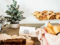 The entertaining experts at HGTV.com share a recipe for rugelach with a raisin-walnut filling, perfect for holiday parties.