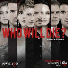 Revenge Staffel 3 & 4 - Who will Die?