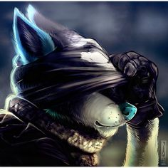 Call of Duty: Ghosts Furry  Ghosts don't look for their prey... They hunt them...