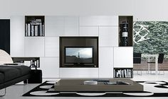 Tv storage wall amazing wall storage wall units inspiring white wall storage unit white for storage wall unit modern tv wall storage systems Wall Storage Systems, Tv Storage, Playroom Storage, Shelving Systems, Cabinet Storage, Living Room Cabinets, Living Room Storage, Tv Cabinets, Tv Feature Wall