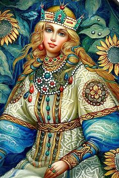 Диалоги welcome to site with cute girls Art Pictures, Art Images, Russian Folk Art, Art Sculpture, Russian Fashion, Beauty Art, Beautiful Paintings, Female Art, Fantasy Art