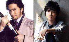 Ryunosuke Kamiki Co-Stars with Tomoya Nagase In Upcoming Movie