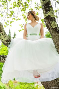 A Bela Noiva 2014 Wedding Dresses | Wedding Inspirasi