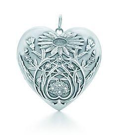 Tiffany Jewelry for The Great Gatsby - Daisy Locket