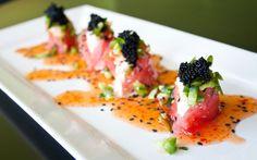 Fabulous deal for Rain Sushi.
