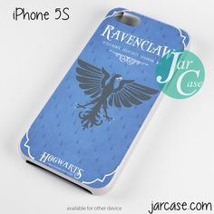 hogwarts ravenclaw Phone case for iPhone 4/4s/5/5c/5s/6/6 plus