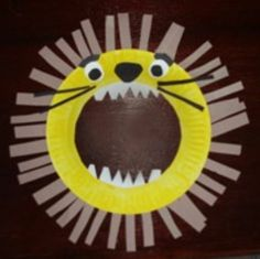 preschool zoo animal crafts | Pinned by Emily Farrahi