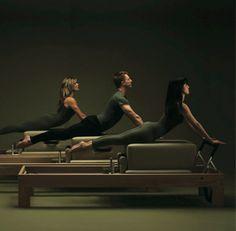 Pilates long box swan
