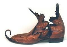 Fairy shoes  -  fashion trends in the world of fairies.