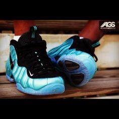 Nike Air Foamposite One #nike #sneakers