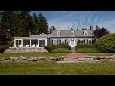 ▶ Maine Real Estate - 26 & 28 Fernald Point Road, Southwest Harbor, ME listed with Sotheby's - YouTube