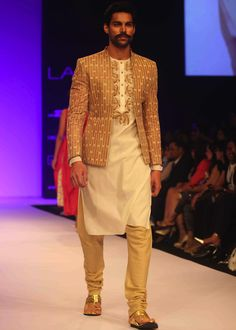 Lakme Fashion Week Winter/Festive 2013: Menswear at Debarun