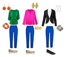 Who knew you could wear cobalt blue pants with so many outfits? Good thing I just bought a pair! Cobalt Pants Outfit, Cobalt Jeans, Outfits Blue Jeans, Cobalt Blue Pants, Colored Pants Outfits, Short Outfits, Spring Outfits, Casual Outfits, Fashion Outfits