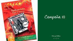 Ya llega la Navidad a las ofertas de Avon, las teneis todas en http://www.avon.es/store/nereaboutique