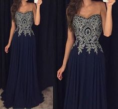 Sexy Prom Dress,Sleeveless Chiffon Evening Dress,Long Evening Gowns,Formal