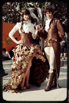 Autumn Steampunk, [Leipziger Buchmesse 2013] by Einsiedler