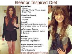 Eleanor Calder Diet | eleanor calder # eleanor calder fitness # eleanor jane calder # one ...