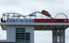 Rent-a-car or enjoy a #Mini