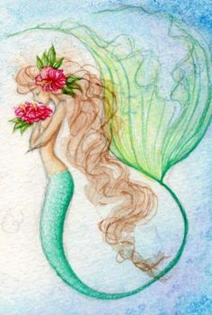 Read Entrie from the story Art Contest Entries by with 83 reads. Mermaid Artwork, Mermaid Drawings, Mermaid Tattoos, Art Drawings, Mermaid Paintings, Real Mermaids, Mermaids And Mermen, Images Of Mermaids, Fantasy Mermaids