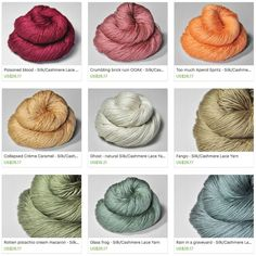 Is the person naming these yarns okay?