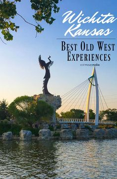 Things to do in Wichita, KS. Old West experiences, fun ideas and places to visit for families, kids, couples and solo travelers. Don't miss a thing - these are the best old west attractions in Wichita, Kansas. USA